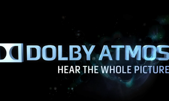 Dolby® Atmos. A new sound experience.